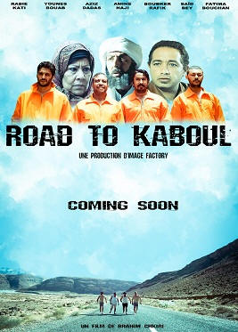 Road to Kaboul