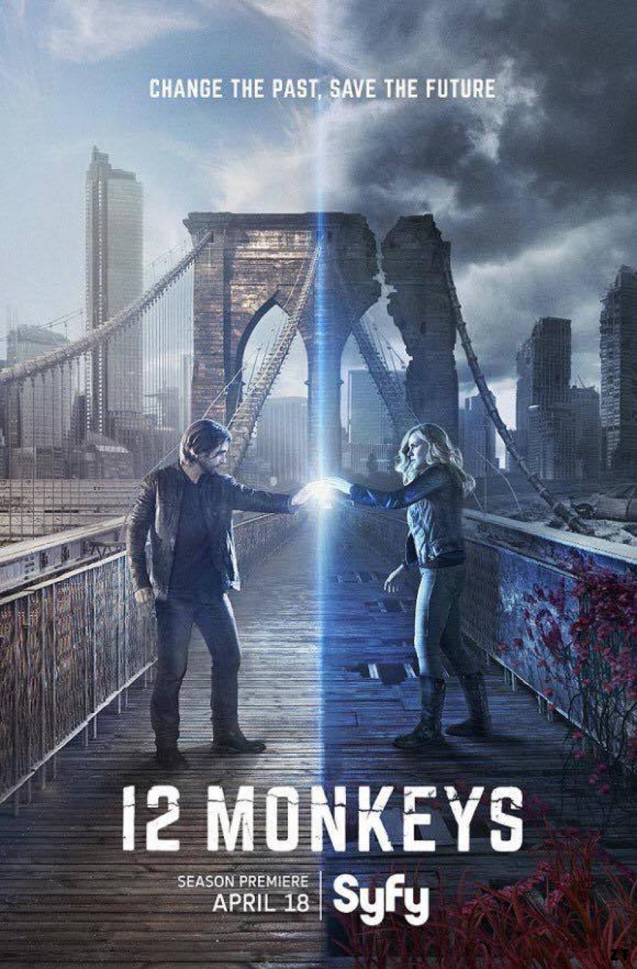 12 Monkeys Saison 3